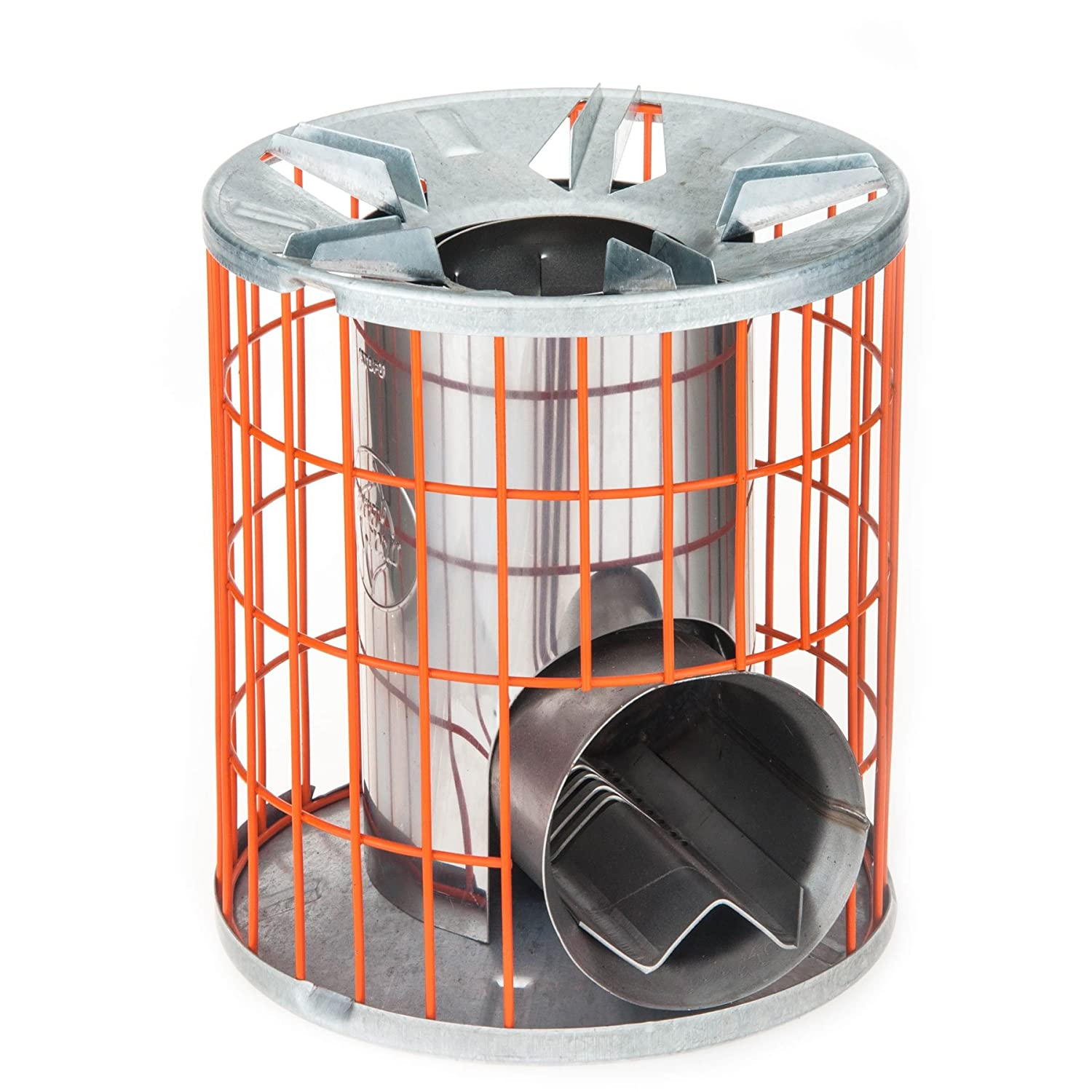 Anevay Horizon Stove : multi-fuel ROCKET stove: Amazon.co.uk ...