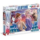 Clementoni 26056 Yapboz Disney Frozen 2, 60 Parça