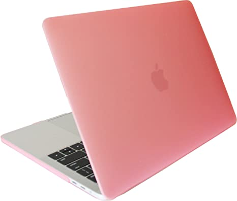 "mCoque Bebé Rosa Funda Dura Cáscara mate para NUEVO 2016 15,4"" Apple MacBook"