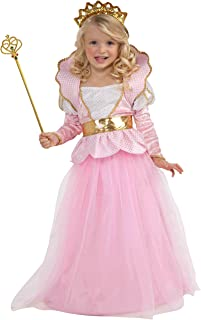 Amazon.com: Little Pink Princess Costume Child Small: Toys &amp Games