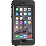 "LifeProof NUUD iPhone 6 Plus ONLY Waterproof Case (5.5"" Version) - Retail Packaging - BLACK"
