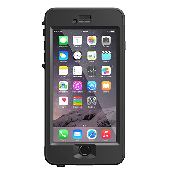 best authentic 102de 37adc LifeProof NÜÜD iPhone 6 Plus ONLY Waterproof Case (5.5