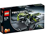 LEGO Technic 42021: Snowmobile
