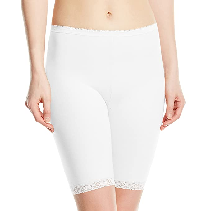 Sloggi Sloggi Basic Long - Braguita para mujer, color blanco, talla ES : 42