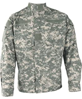Amazon com: New US Army Military ACU Digital Combat Coat
