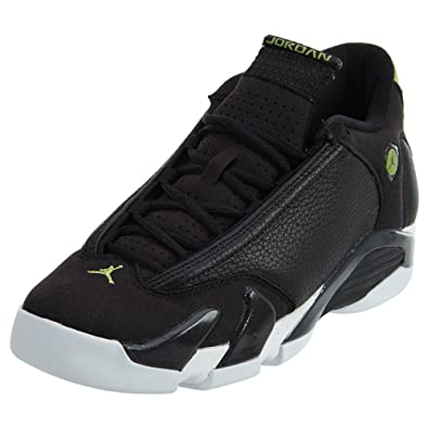 quality design 8e4f1 42924 Amazon.com | Jordan Air XIV Retro (14) (Indiglo) (Kids ...