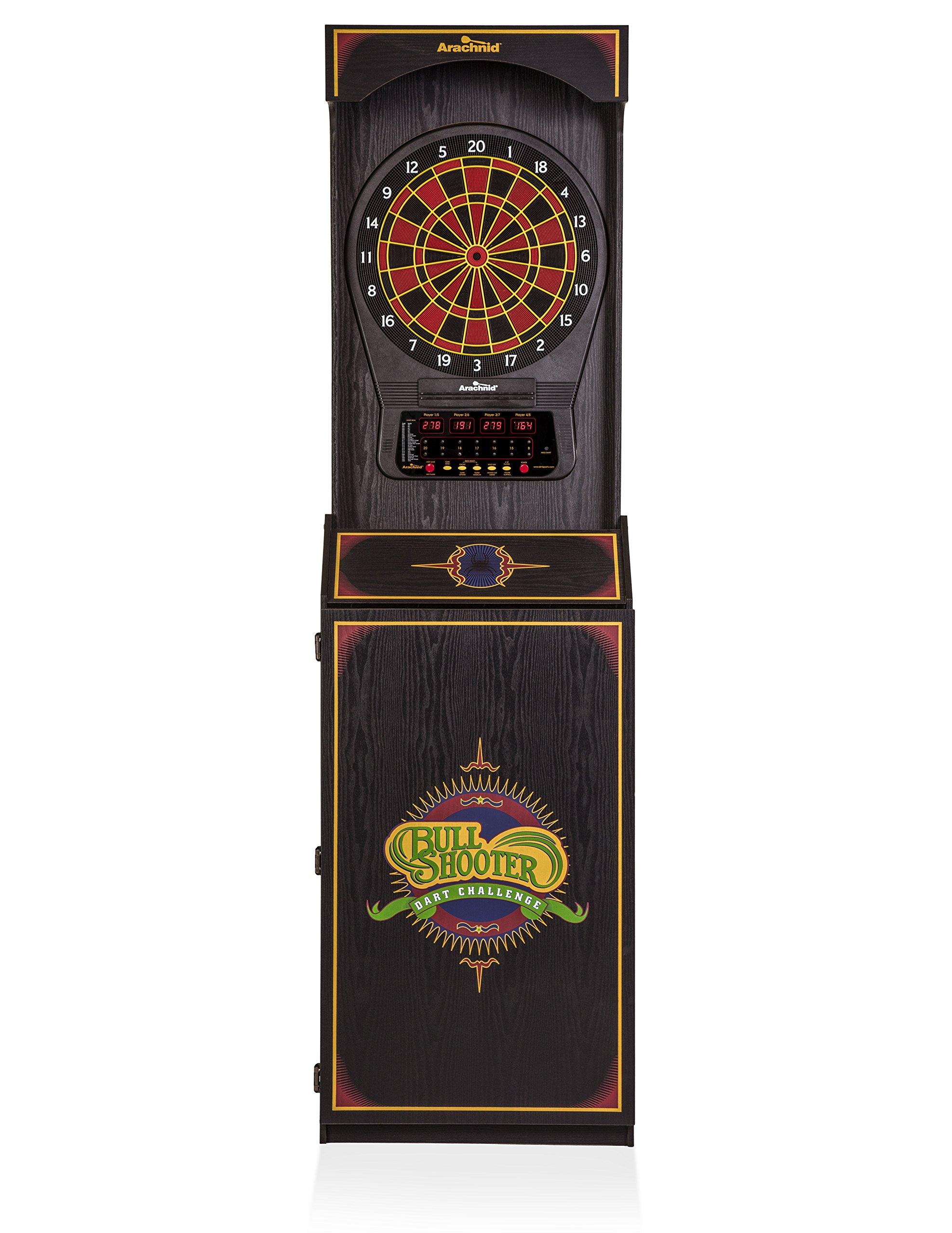 Arachnid Arcade Style Cabinet Dart Game by Arachnid