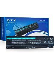 DTK® Laptop Battery for Toshiba PA5023U-1BRS, PA5024U-1BRS, PA5025U-1BRS, PA5026U-1BRS,PABAS259, PABAS260, PABAS261, PABAS262, 6cells 4400 mAh Satellite L850 C850,C855D,C855-S5206,C855-S5214, C870D,C875D Series