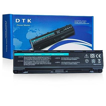 DTK® Batería de repuesto para portátil for Toshiba part number ...