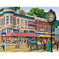 Ravensburger Ellen's General Store 2000 Piece Jigsaw Puzzle for Adults – Softclick Technology Means Pieces Fit Together Perfectly