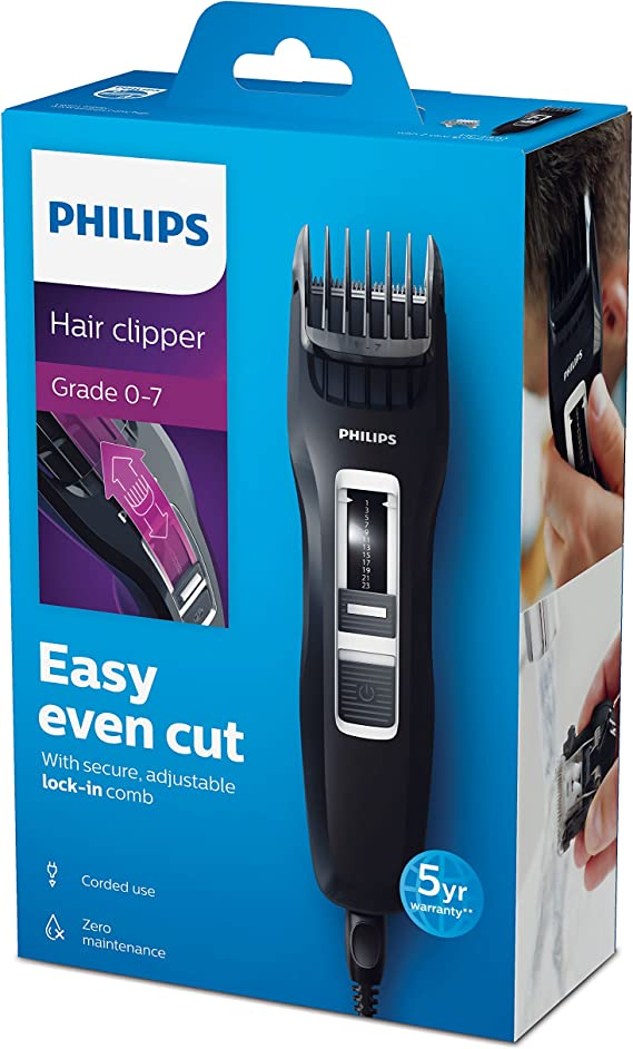 Philips HAIRCLIPPER Series 3000 HC3410/13 cortadora de pelo y ...