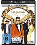 Kingsman - The Golden Circle  (4K Ultra HD) (+ Blu-ray) [Edizione: Germania]
