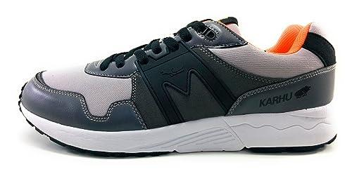 Karhu Lasne 2.0 Zapatillas Casual de Hombre Color Gris: Amazon.es: Zapatos y complementos