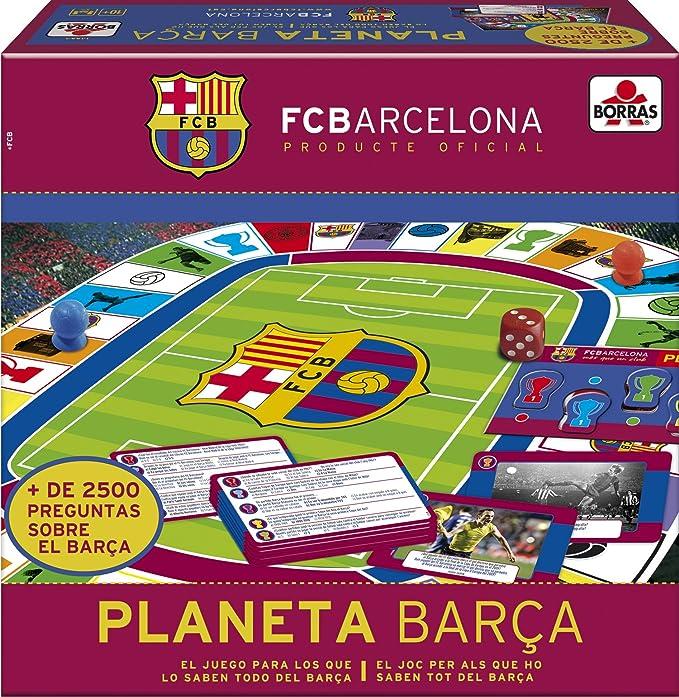 Educa Borrás 14664 - Planeta Barça: Amazon.es: Juguetes y juegos