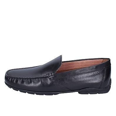 1a0de4b7fe6 Lumberjack Loafers-Shoes Mens Leather Black 11 US