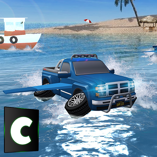 water-surfer-car-racing