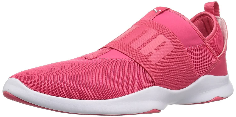 PUMA Unisex Dare Sneaker B071X5K788 6 B(M) US|Paradise Pink-paradise Pink