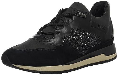 Geox Damen D Shahira B Sneaker
