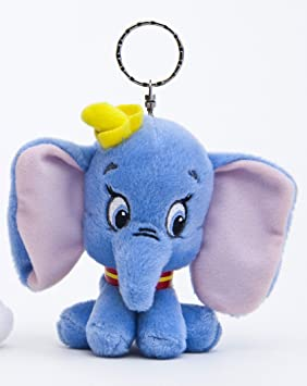 Disney Animals 900346 - Llavero de Peluche de Dumbo (10 cm ...