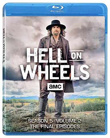 Hell on Wheels (2011) - Season 5 Volume 2 - The Final Episodes [Blu-ray]