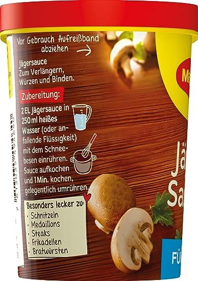 Maggi Jager Sauce/Salsa Hunter/ 2Litros: Amazon.es: Alimentación y bebidas