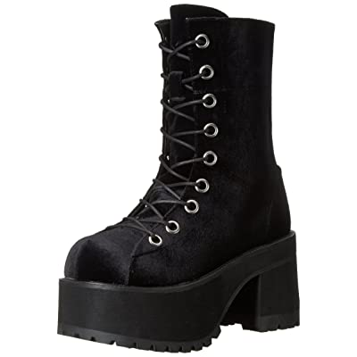 Demonia Women's Ranger-301 Ankle Boot | Ankle & Bootie