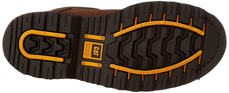 Caterpillar Mens Ridgemont Lace-Up Shoe