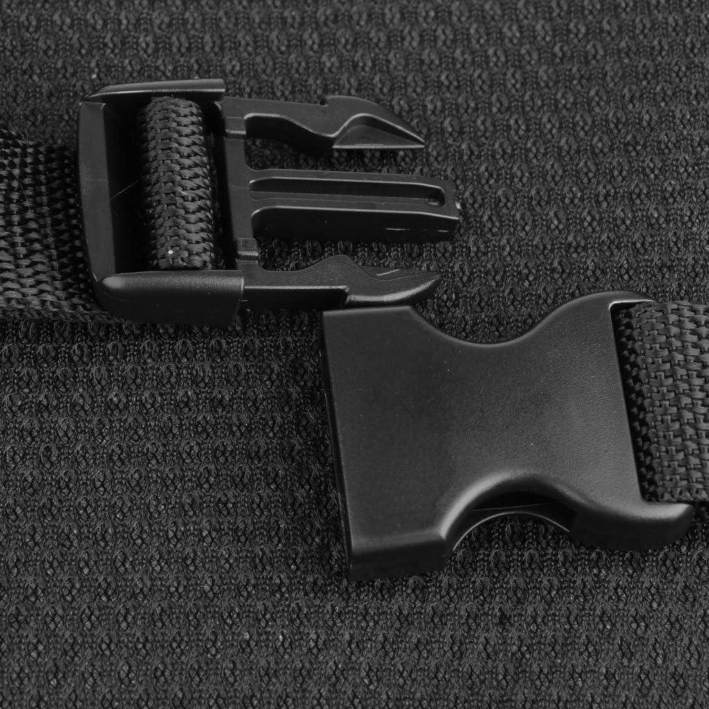 Toygogo Tiro Cincha Molle Chaleco Arn/és Tirantes para Cintur/ón