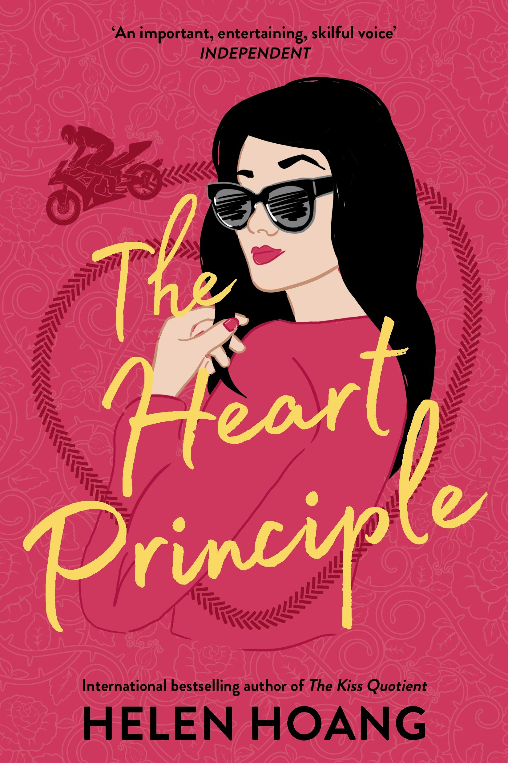 The Heart Principle (The Kiss Quotient series): Amazon.co.uk: Hoang, Helen:  9781838950804: Books