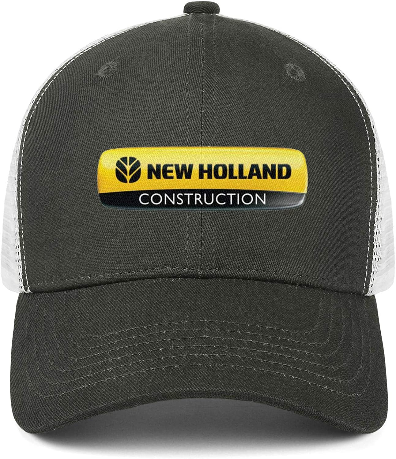 WintyHC New Holland Cowboy Hat Trucker Hat Adjustable Fits Gas Cap