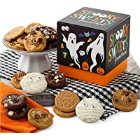 Mrs. Fields Cookies Halloween Spooky Sweets Mini Box - Includes 18 Nibblers Bite-Sized Cookies, 2 Chocolate-Covered…