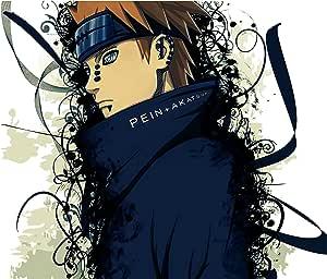 Naruto Shippuden من انمي pain بوستر لاصق لشخصية
