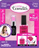 Little Cosmetics Pretend Nail Polish & Lipstick Accessory Set