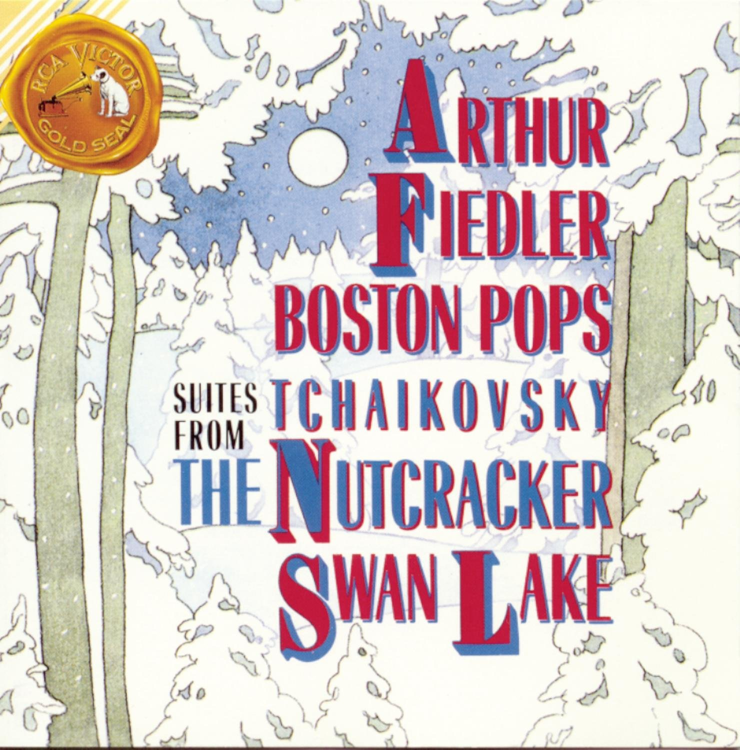 Tchaikovsky: Suites From The Nutcracker/Swan Lake