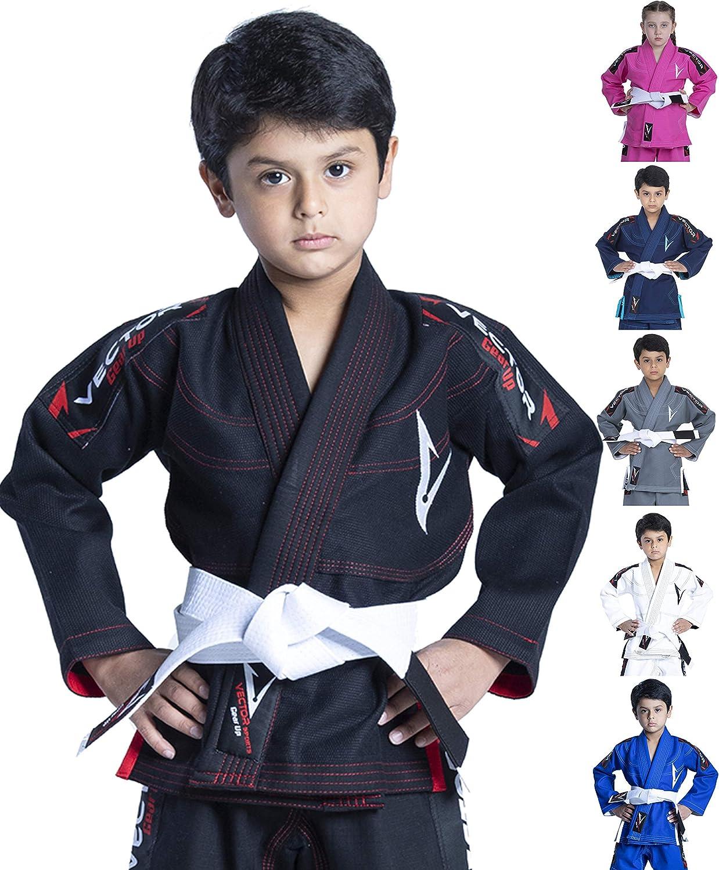 Playwell Baby BJJ Gi Blue Uniform Martial Arts Jiu Jitsu Suit Ju Infant Gifts