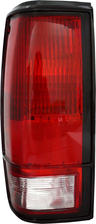 Eagle Eyes GM106-U000L Tail Light