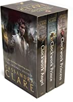 The Infernal Devices 1-3 Boxed
