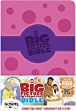 The Big Picture Interactive Bible for Kids, Purple/Pink Polka Dot LeatherTouch: Connecting Christ Throughout God's Story (The Big Picture Interactive / The Gospel Project)