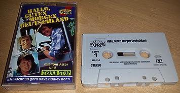 Hallo Guten Morgen Deutschlan Musikkassette Various