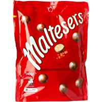 Maltesers Chocolate Pouch, 140 Grams x 24