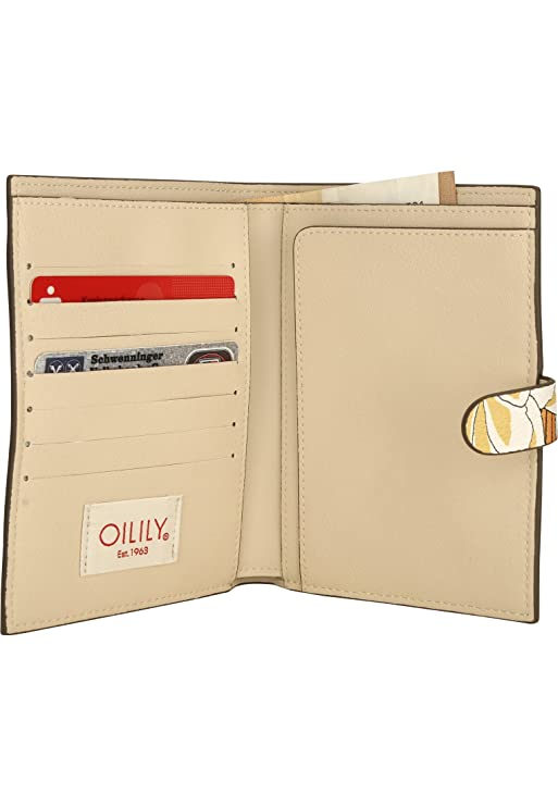 Oilily Jolly Ornament Passport Holder mv7o 502Light Turquoise M8dwfOtiM