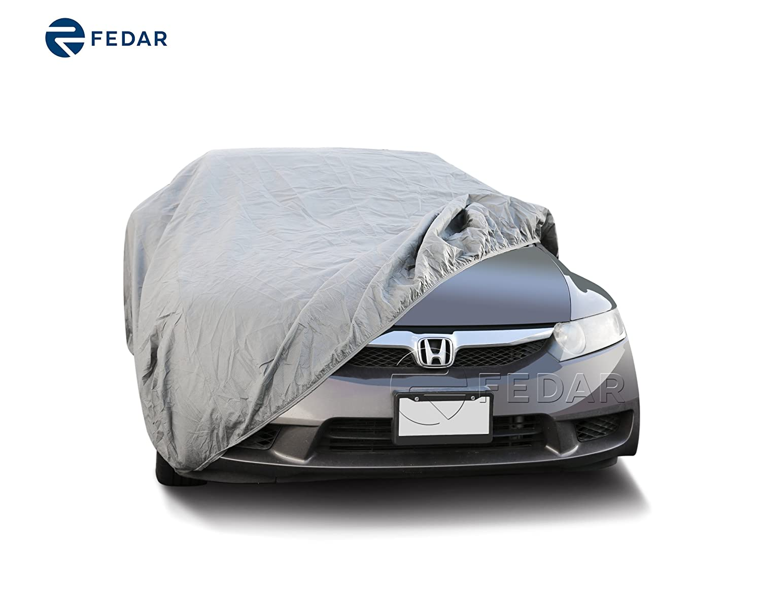 Fedar Waterproof Covers for cars up to 19/' 228/""