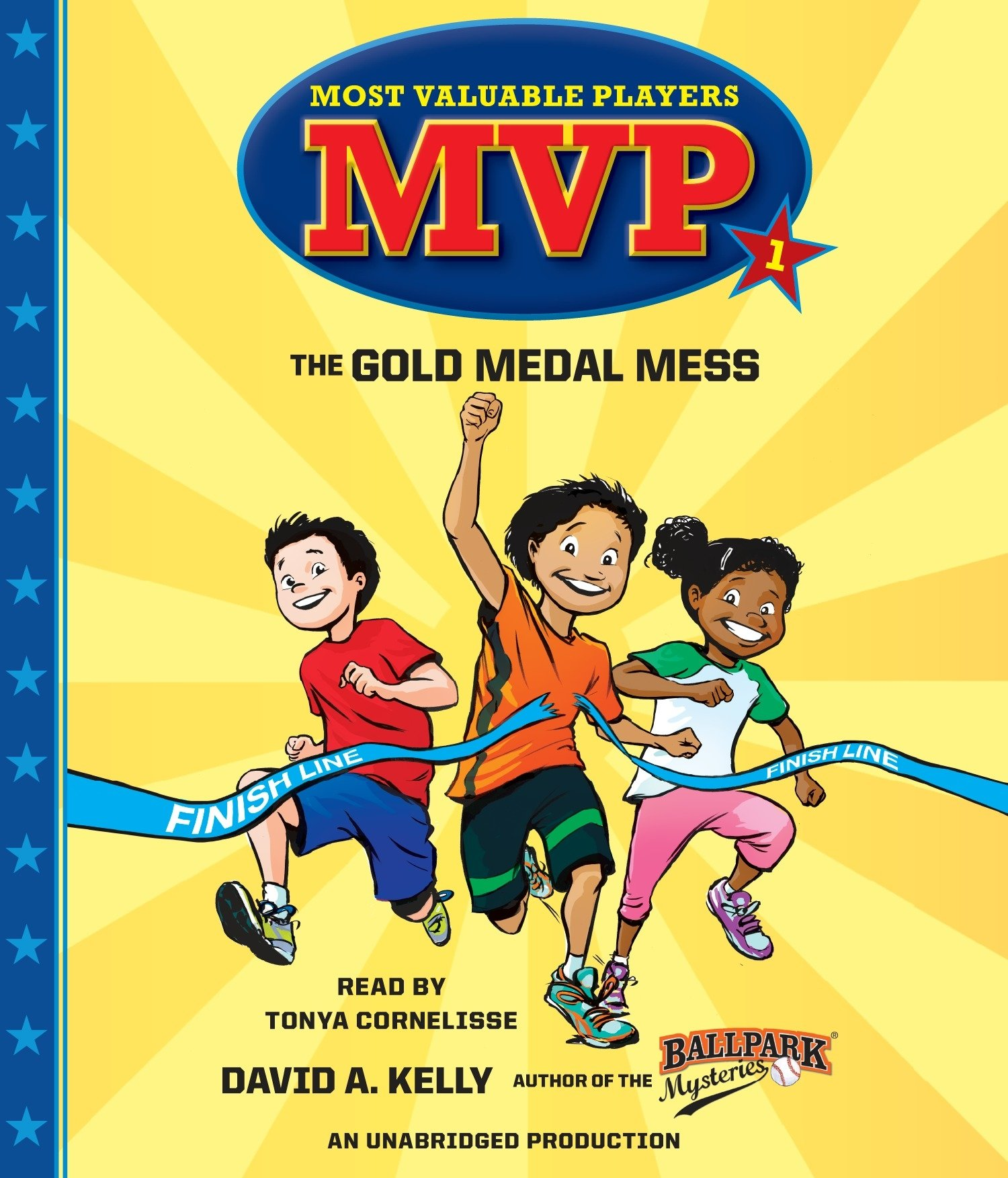 MVP #1: The Gold Medal Mess (Most Valuable Players)