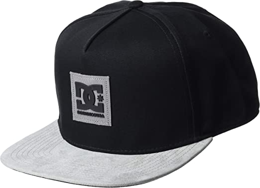 DC Shoes Dacks Gorra de béisbol, Hombre, Negro (Black Kvj0), One ...