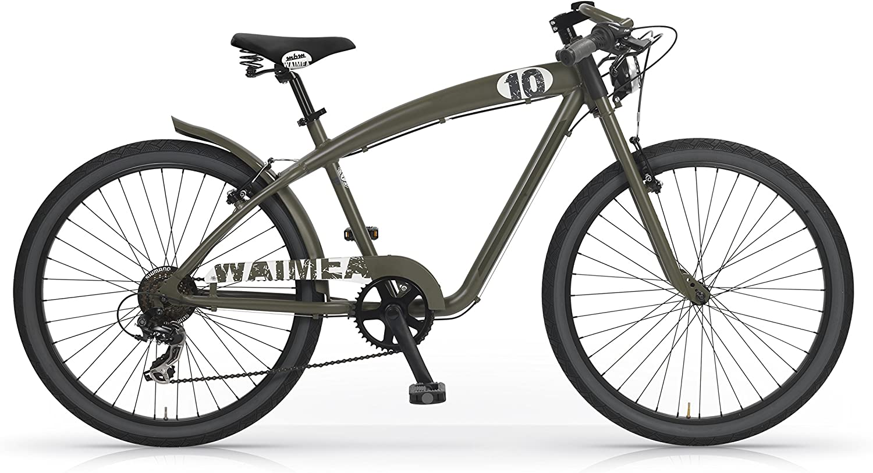 Bicicletas MBM WAIMEA crucero de los hombres del deporte del marco de aleaci/ón de aluminio