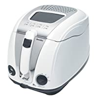 Breville Easy Clean Deep Fryer - White