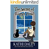 A Cat in the Attic Mystery: The Secret of Logan Pond (Book 4 of 5 book series)