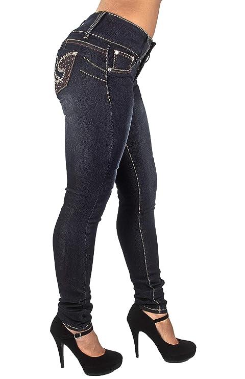 Amazon.com: Diseño colombiano, Levanta Cola, pantalones ...
