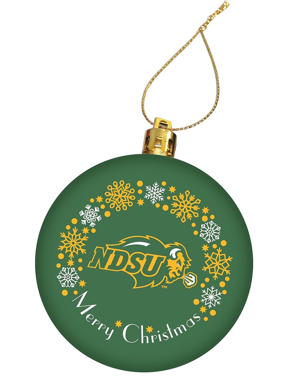 Amazon.com : North Dakota State University Holiday Christmas ...