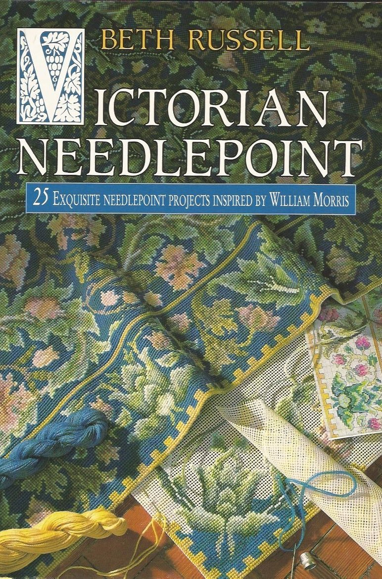 Victorian Needlepoint Paperback – June 1, 1996 Beth Russell Collins & Brown 1854702580 Needlework - Needlepoint